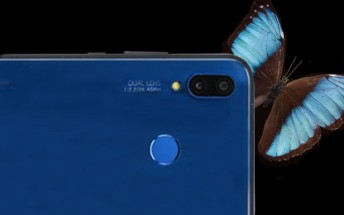 Huawei P20 Lite arrives at TENAA: dual camera on the back, notch on the front