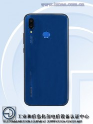 Huawei P20 Lite (photos by TENAA)