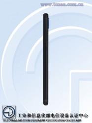 Huawei P20 Lite (photos by TENAA) - note the dual tone paint job