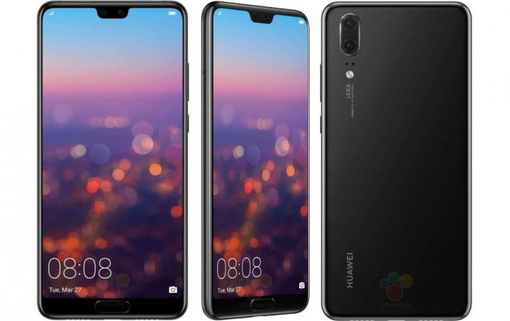 Pre-orders for Huawei P20 range now open at Carphone Warehouse