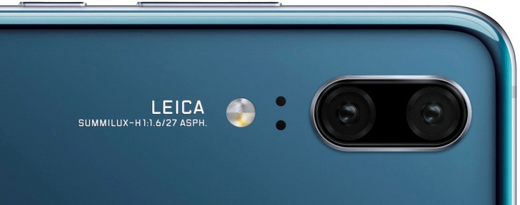 Huawei P20 loses the 40MP camera and 5x hybrid zoom of the P20 Pro