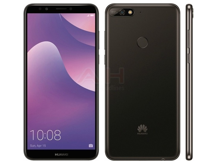 Huawei Y9 (2018) goes official with four cameras. Here's what it offers