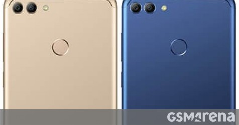 Huawei Y9 (2018) goes official: 2 cameras front and back, 4,000mAh battery  and Oreo - GSMArena.com news