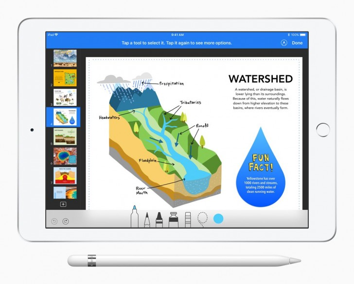 Apple Updates iWork Apps With Drawing, Book Creation
