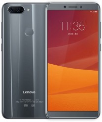 Lenovo K5 in Gray