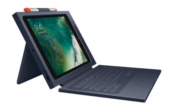 Logitech announces Rugged Combo 2 case and Crayon stylus for the new iPad