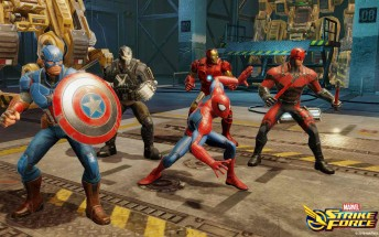 Marvel Strike Force free to play RPG now on iOS and Android