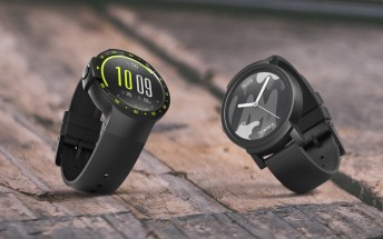Ticwatch E and S Android Wear watches now available in Europe at £120/£150