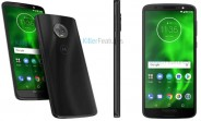 Moto G6 and Moto G6 Play leak in all their glory
