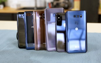 New phones of the week - yet another big week