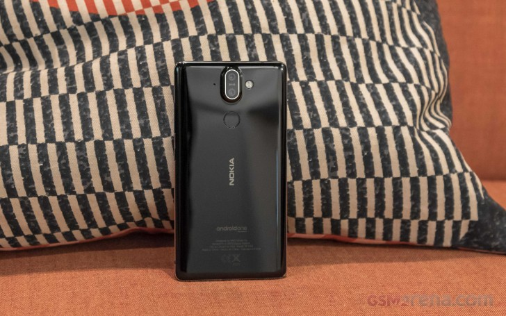 Nokia 8 Sirocco is now selling in China