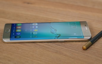Samsung Galaxy Note5 and S6 Edge+ on Verizon receive March security patch