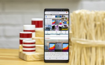 Samsung Galaxy Note9 stops by Geekbench with Android 8.1 on board