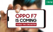 "Oppo is teasing a new F7 ""Selfie Expert"""