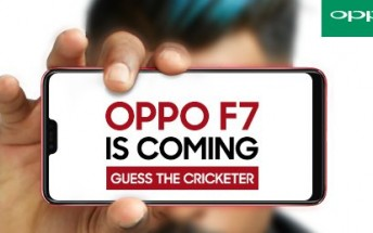 Oppo is teasing a new F7