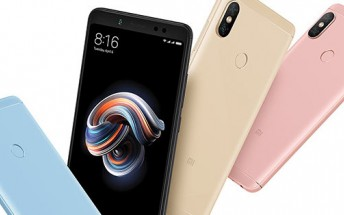 Chinese Redmi Note 5 stock depleted minutes