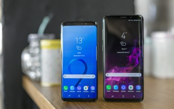 New Samsung Galaxy S9/S9+ update improves call stability