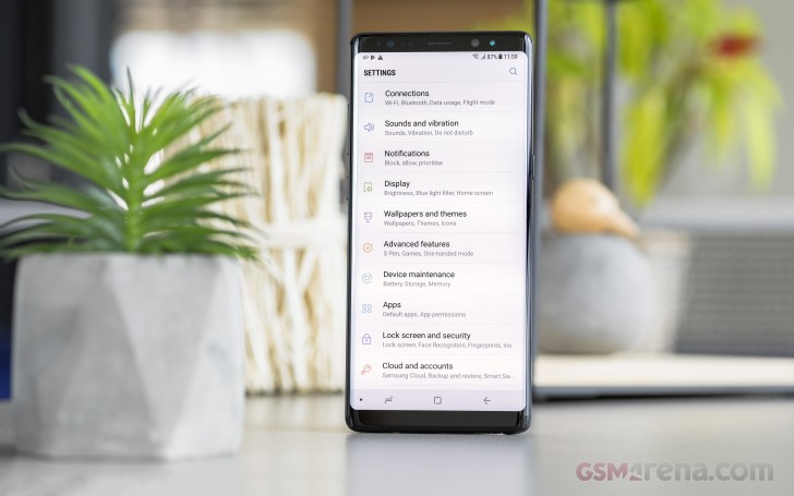 First Samsung Galaxy Note9 firmwares unearthed - GSMArena