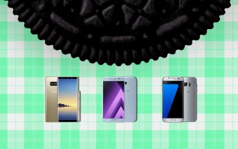 Samsung adds more devices to the Oreo update schedule