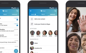Skype now supports Android devices running 4.0.3 and up