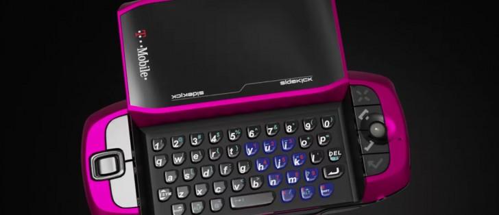 Compare Phones Side By Side >> T-Mobile is bringing back the Sidekick - GSMArena.com news