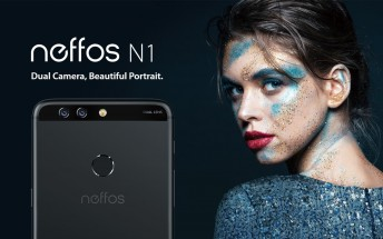 TP-Link launches Neffos N1 with dual cameras
