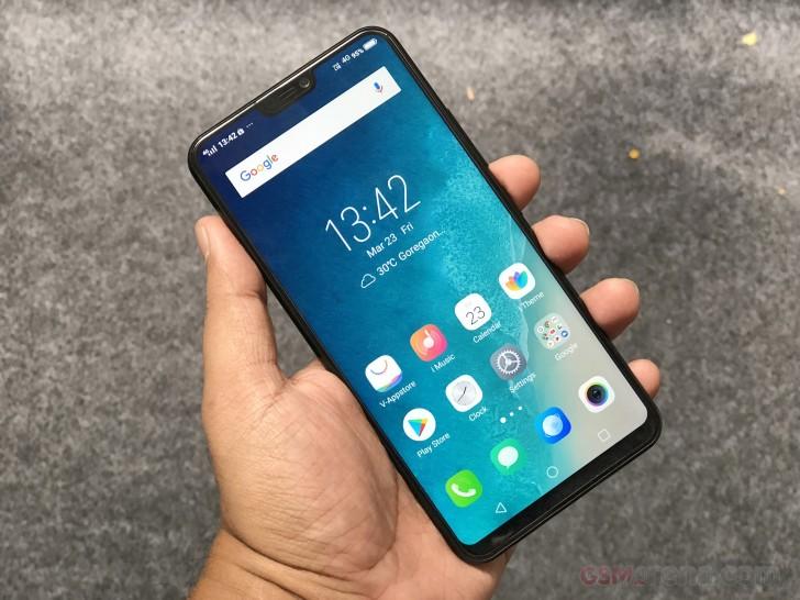 Vivo launches V9 smartphone in India - GSMArena com news