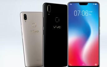 vivo V9 specs leak alongside new live images, pricing, and a promo video