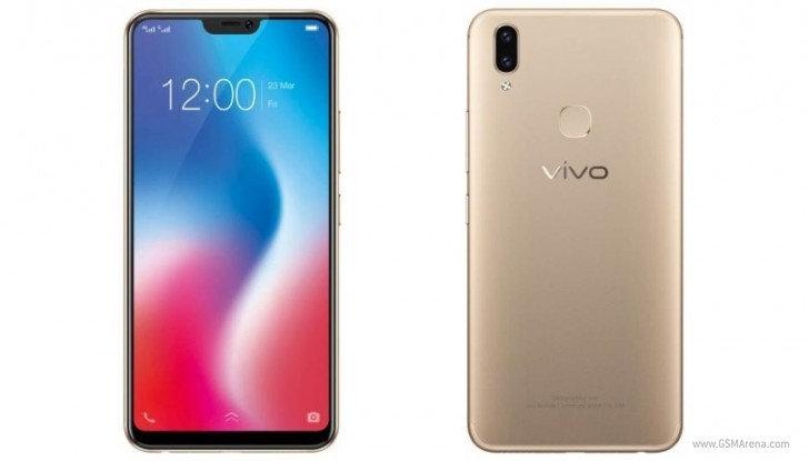 Vivo Can T Help Itself Lists The V9 Early In India