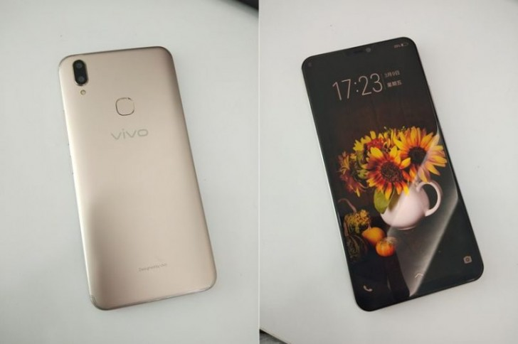 Vivo V9 live images show the device in full glory