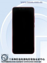 Xiaomi Mi 6X (photos by TENAA)