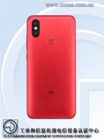 Xiaomi Mi A2 on TENAA from all sides