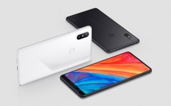 Xiaomi Mi Mix 2s is now official: Snapdragon 845 and a dual camera setup