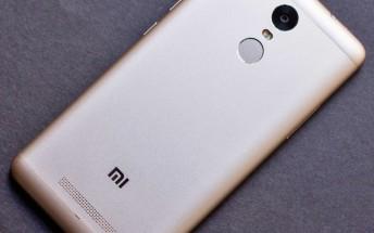 Xiaomi Redmi Note 3 also gets MIUI 9.5