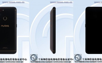 Mystery Nubia NX617J is revealed by TENAA and Geekbench