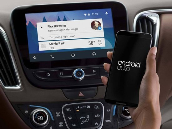Phones running Oreo will also get Android Auto Wireless