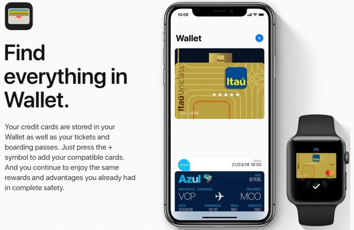 Apple Pay Goes to Brazil