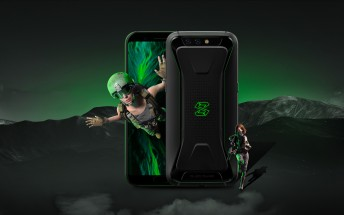 Xiaomi's Black Shark gaming phone scores 1 million registrations