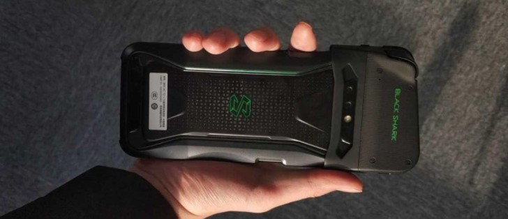 First Live Image Of Xiaomi S Blackshark Gaming Phone Surfaces