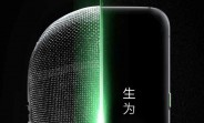 First Black Shark gaming smartphone teaser reveals a curvy corner