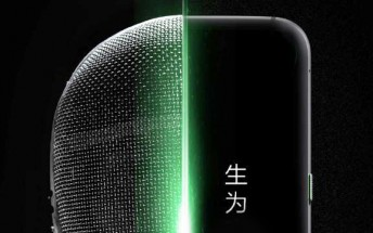 First Black Shark gaming smartphone teaser reveals a curvy corner