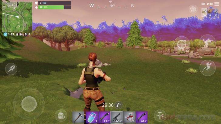Fortnite for iOS game review - GSMArena com news