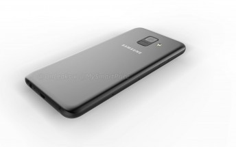 Samsung Galaxy A6 and A6+ CAD-based renders and videos leak