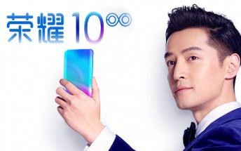 Honor 10 coming on April 19, invite confirms