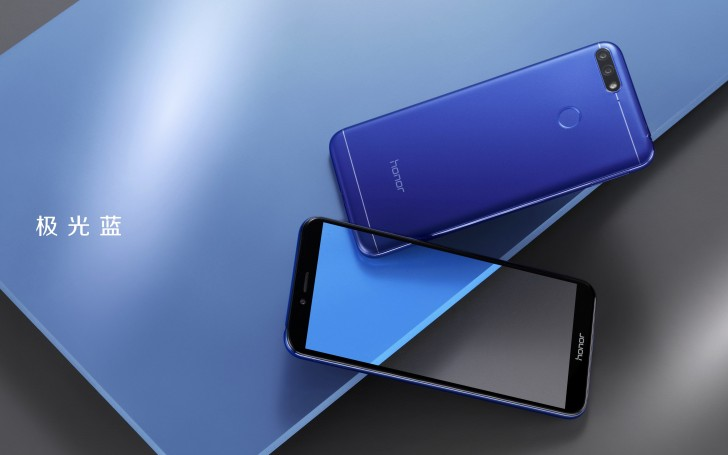 Huawei Honor 7A unveiled: Oreo on an 18:9 screen and a modest budget