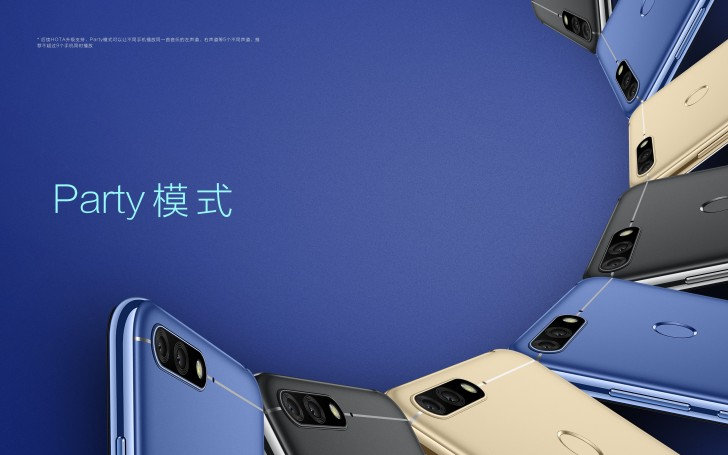 Huawei Honor 7a Unveiled Oreo On An 18 9 Screen And A Modest Budget