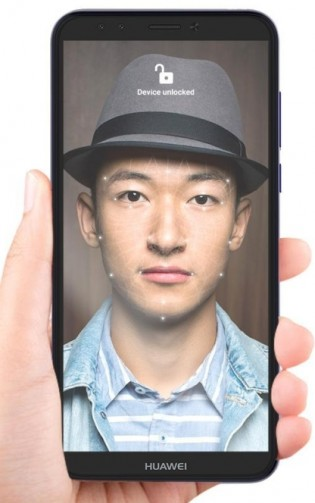 Huawei Y6 (2018) features