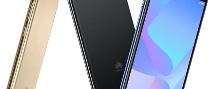 Huawei Y6 2018 Is Now Official With Face Unlock And Android Oreo