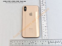 Blush Gold iPhone X