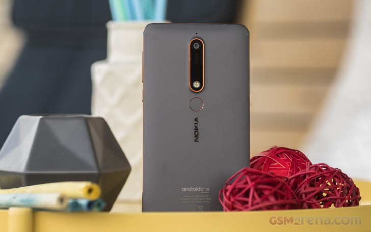 Just In: Nokia 6 (2018) hands-on